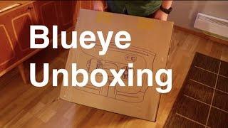 Blueye underwater drone unboxing