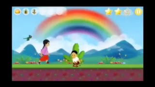 Meena Cartoon - The Part of Aladdin - Game By UNICEF