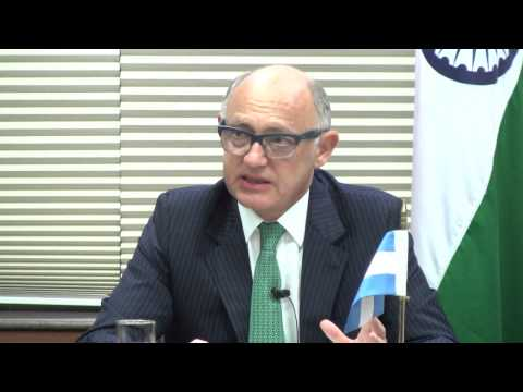 Visit of Foreign Minister of Argentina: Joint Press Interaction