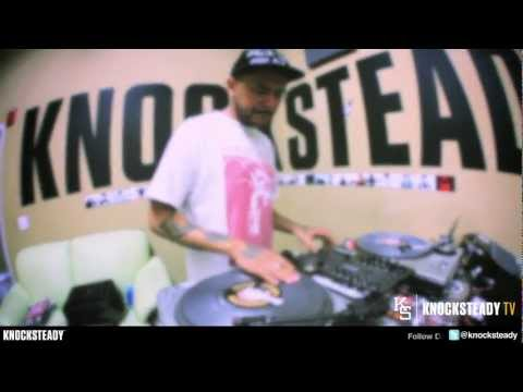 KNOCKSTEADY LIVE - DJ CRAZE