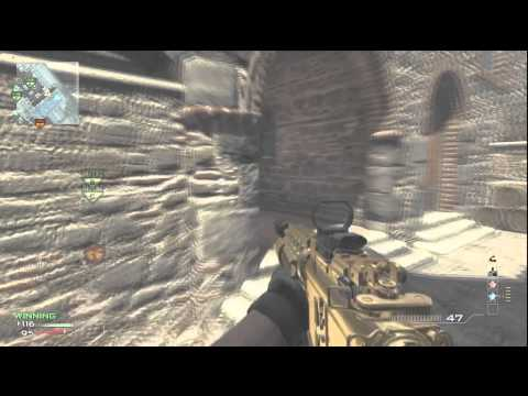 MW3: Moab on Sanctuary (Modern Warfare 3 Gameplay/Commentary)