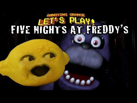 Grandpa Lemon - FIVE NIGHTS AT FREDDYS