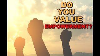 Tariq Nasheed: Do You Value Empowerment?