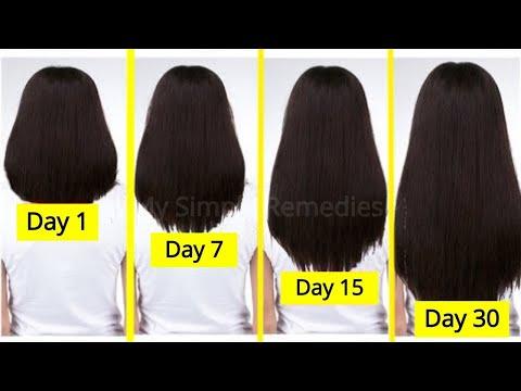 Remedios caseros para hacer crecer el cabello rápido