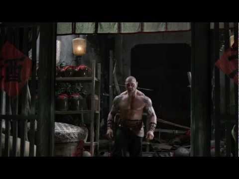電影鐵拳 - batista片段