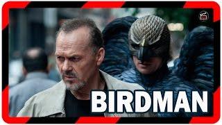 Pelicula: Birdman (2014) II Trailer español Birdman con Michael Keaton