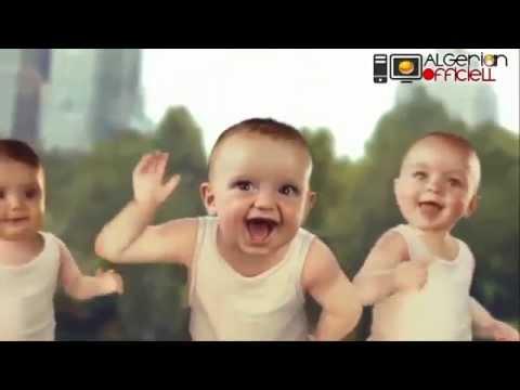 أفضل رقص أطفال صغار مضحك thumbnail