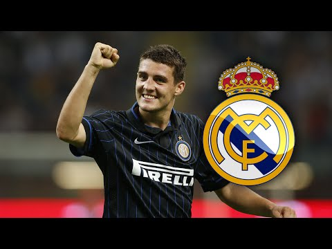 Mateo Kovacic - Welcome to Real Madrid | Goals,Skills,Assist 2015 HD