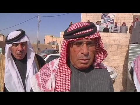 'Treat him well', says father of Jordanian pilot captured by ISIL
