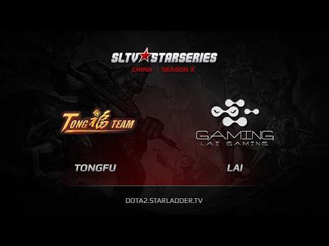 Tongfu vs LAI Gaming, SLTV ChinaSeason X, Day 5, Game 1