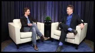 Show People with Paul Wontorek Interview: Christian Borle of SOMETHING ROTTEN!, SMASH & More