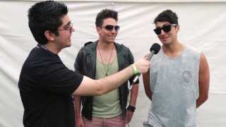SOUNDCHECK Interview - BPM RADIO AUSTRALIA - St Kilda Foreshore Beach Festival