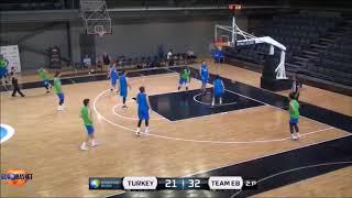 Adnan Koç basketball highlights 2018