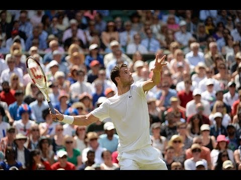 2014 Day 9 Highlights, Andy Murray vs Grigor Dimitrov, Quarter-Final