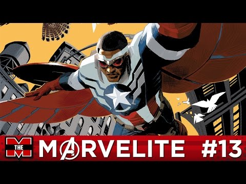 Sam Wilson Captain America Political Controversy | Marvelite Ep.13