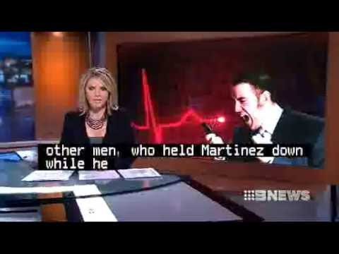 Link between anger and heart attacks on Ch 9 News