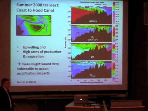 Richard Feely - Ocean Acidification: Global Warming's Evil Twin