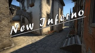 CS:GO - New Inferno Map !