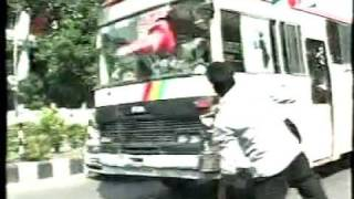 Bangladesh : Jagannath Uni Students Rampage Over Fees-Channel i-26-09-2011.mpg