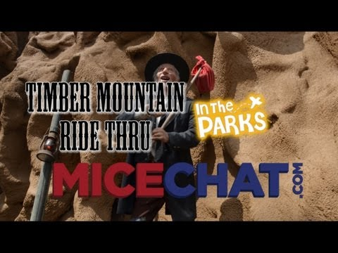 Timber Mountain Log Ride at Knott's Berry Farm - Full Ride Through!
