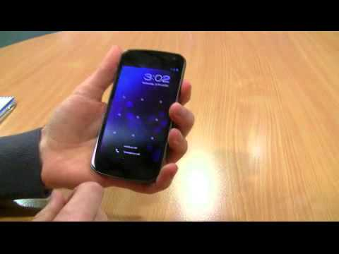 Samsung Galaxy Nexus video review