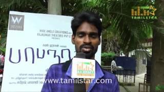 Madhan Gopal At Papanasam Movie Press Meet