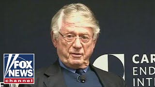 Ted Koppel calls out liberal media bias against Trump