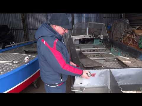 восстановление лодки часть 1
