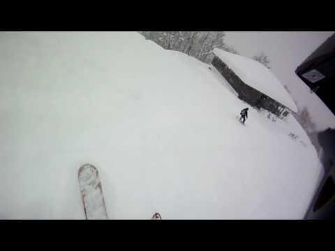 CONTOUR HD 関温泉スキー場 K2 PONTOON