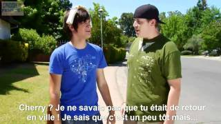 FOOD BATTLE 2009 -Smosh- Sous-titré Français