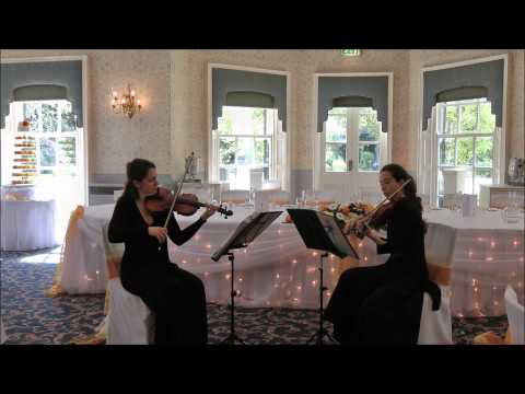 Бах Иоганн Себастьян - Air On A G String Duet