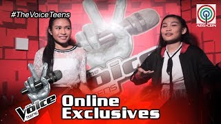 The Voice Teens Philippines Kalma Cover: Ave Maria - Christy vs. Mica