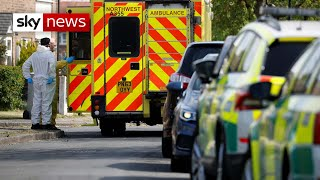 BREAKING NEWS: UK COVID-19 deaths rise by 269 to 31,855