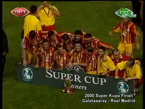Galatasaray - Real Madrid. UEFA Super Cup-2000 (2-1)