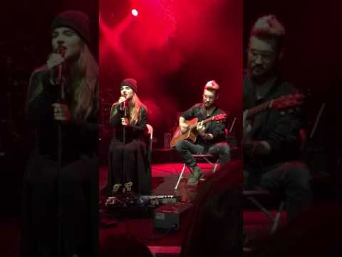 JoJo - Homeboy (LIVE & ACOUSTIC) @ London KOKO