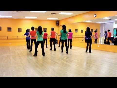 El Camino - Line Dance (Dance & Teach in English & 中文)