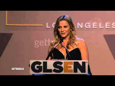 SPEECH - Jessica Capshaw at 10th Annual GLSEN Respect