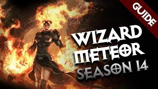 Diablo 3 - Best Wizard Build: Meteor Firebird (GR 113+ Season 14) - PWilhelm