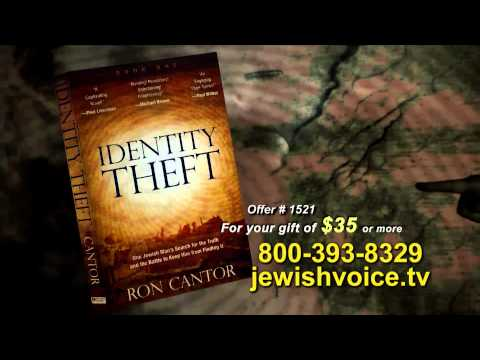 The Greatest Identity Theft of All Time - Jewish Voice with Jonathan Bernis, May 27, 2013