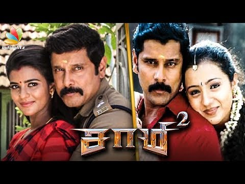Aishwarya Rajesh Replaces Trisha | Saamy Square, Vikram | Hot Tamil Cinema News