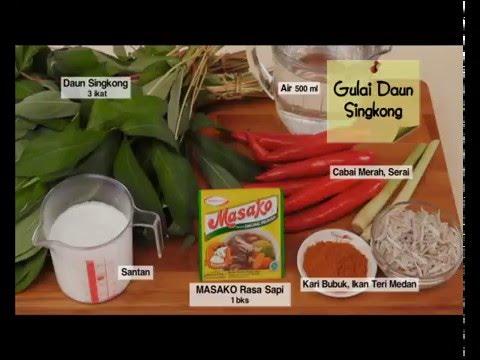 Dapur Umami - Gulai Daun Singkong