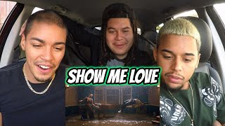 Alicia Keys - Show Me Love (Visual Sonic Experience) ft. Miguel REACTION REVIEW