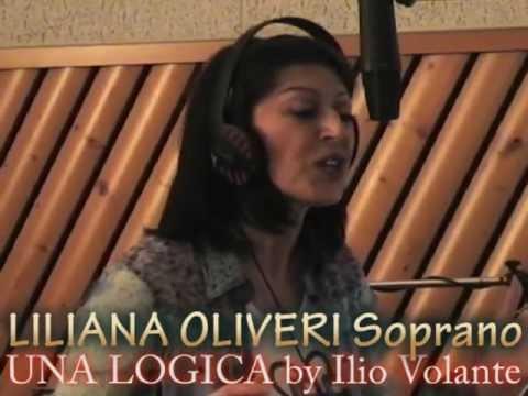 """""""Una Logica"""" by Ilio Volante – Liliana Oliveri (Voice)"""