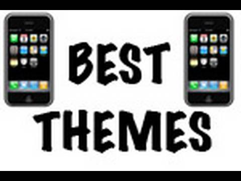 Best (Top 10) Themes for iPhone & iPod Touch