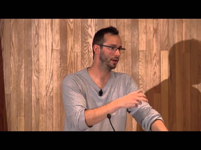 Distinguished Innovator Lecture - Anthony Levandowski, Project Lead, Google Driverless Cars