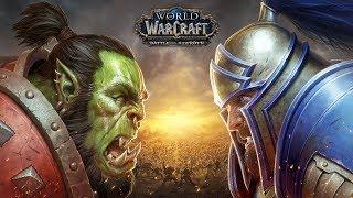 World of Warcraft - Битва за Азерот, жизнь на 120 лвле