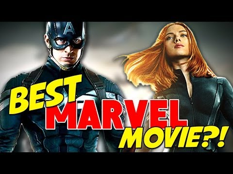 Captain America: The Winter Soldier - The Best Marvel Movie...