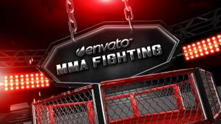 Mma Fighting 2 After Effects Template