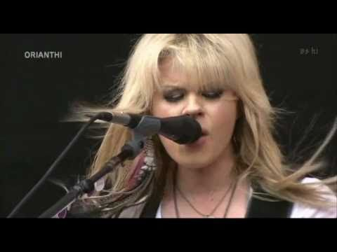 Orianthi ''According To You'' (720 HD) live @Summer Sonic Festival,Japan 2010.
