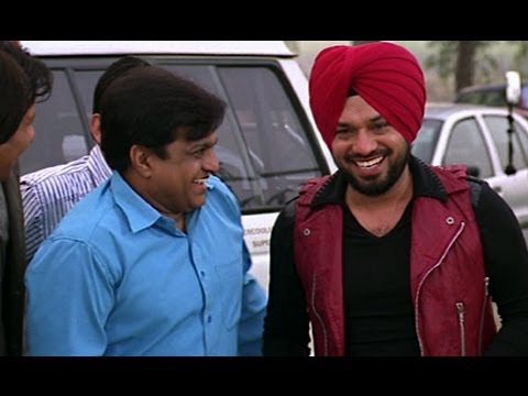 Gurpreet Ghuggi Meets His Childhood Friend - Khushiyaan